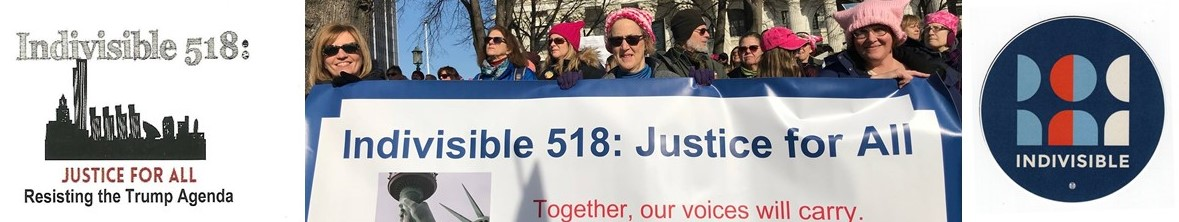 Indivisible 518: Justice For All